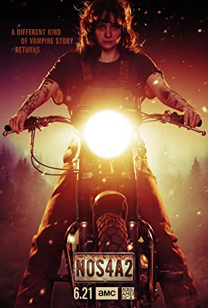 NOS4A2 (2019) TV Series poster on IndoXX1