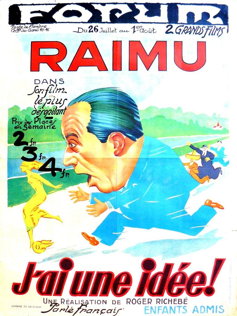 J Ai Une Idee 1934 Imdb