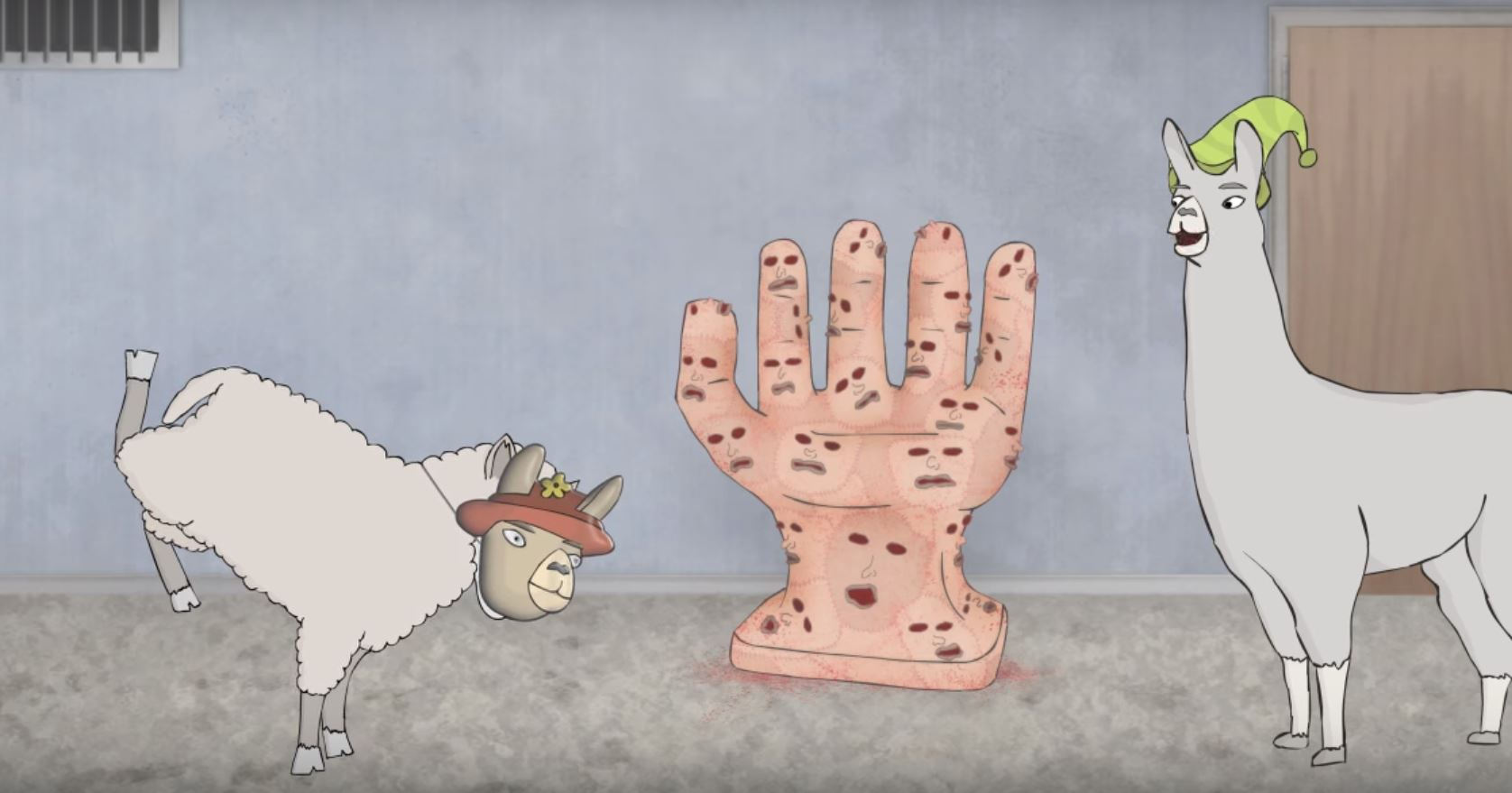 Llamas with Hats (TV Mini-Series 2009–2015) - Photo Gallery ...