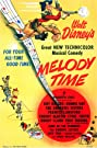 Melody Time (1948) Poster