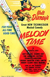 Movie downloads hollywood Melody Time USA [720x320]