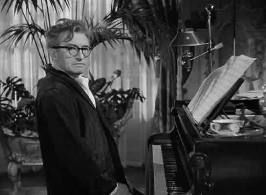 Claude Rains in Deception (1946)