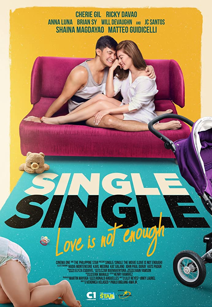 Single Single: Love Is Not Enough (2018) HDRip
