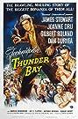 Thunder Bay (1953) Poster