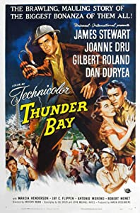 Movies direct download for free Thunder Bay Richard Thorpe [flv]