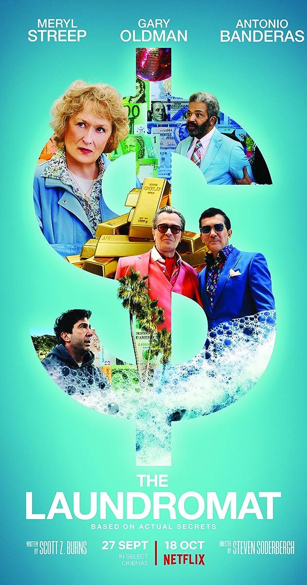 Watch Full HD Movie The Laundromat (2019)