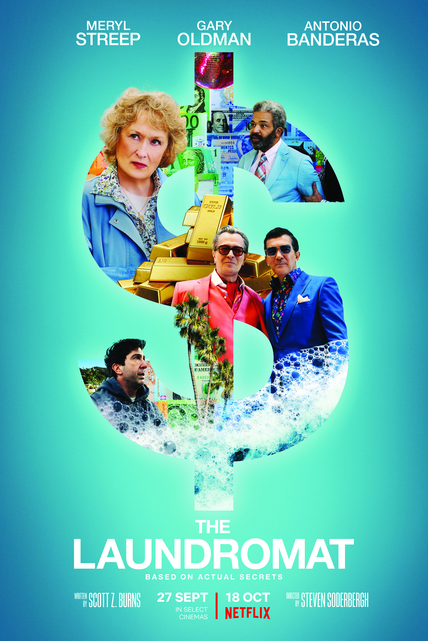 The Laundromat (2019) WEBRip 480p, 720p & 1080p