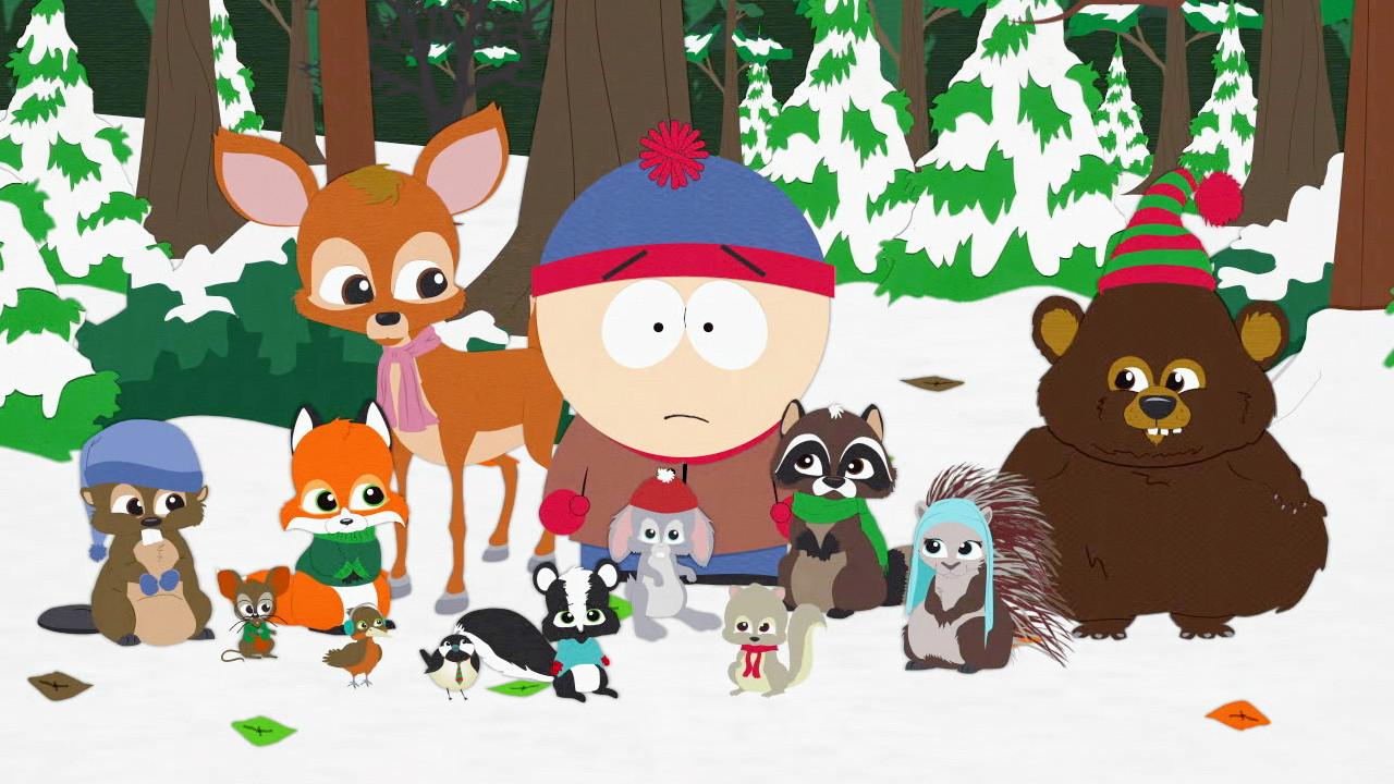 South Park Woodland Critter Christmas.Woodland Critter Christmas 2004