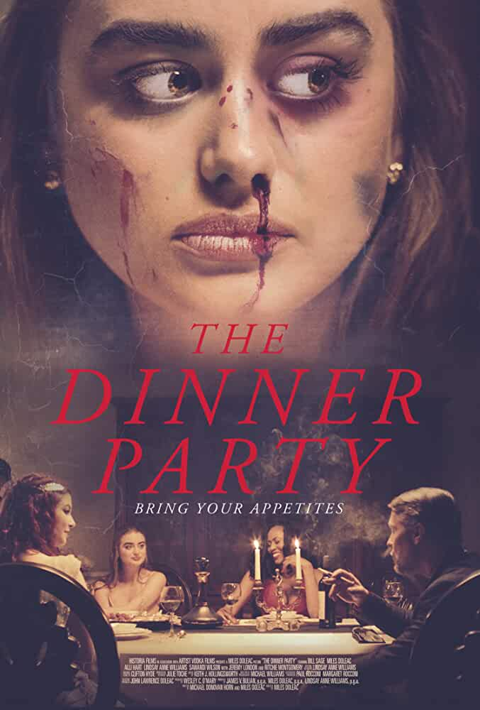 The Dinner Party (2020) in Hindi