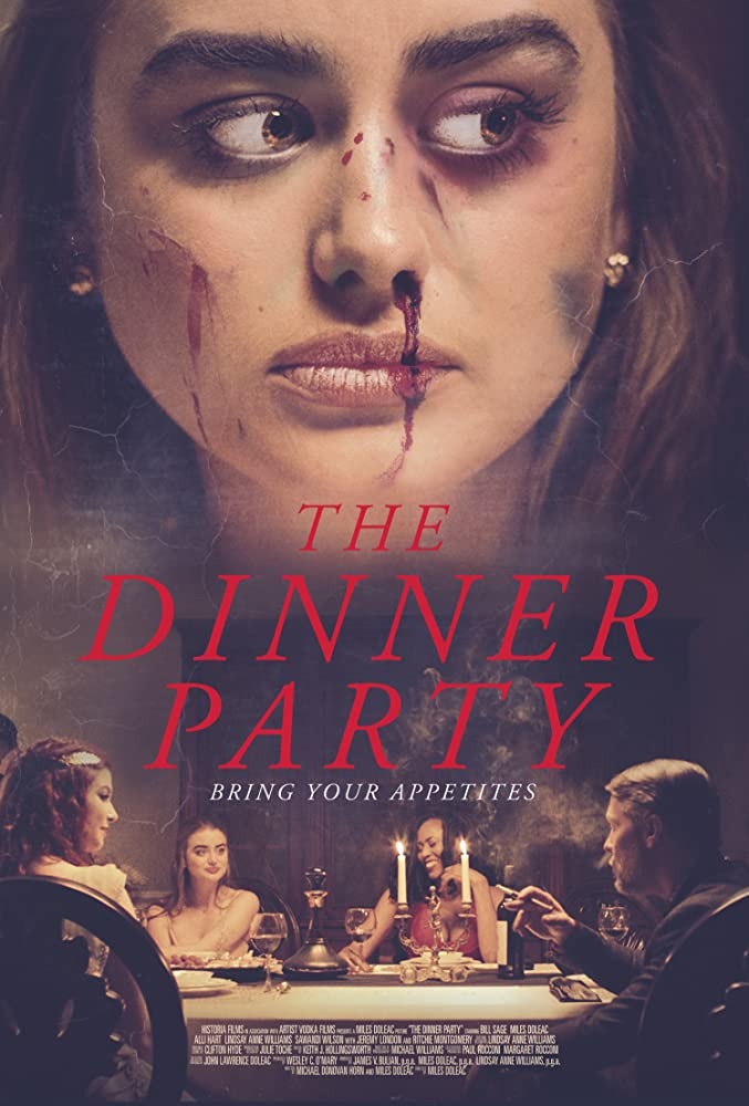 The Dinner Party (2020) Unofficial Hindi Dubbed HDRip 720p Esubs DL
