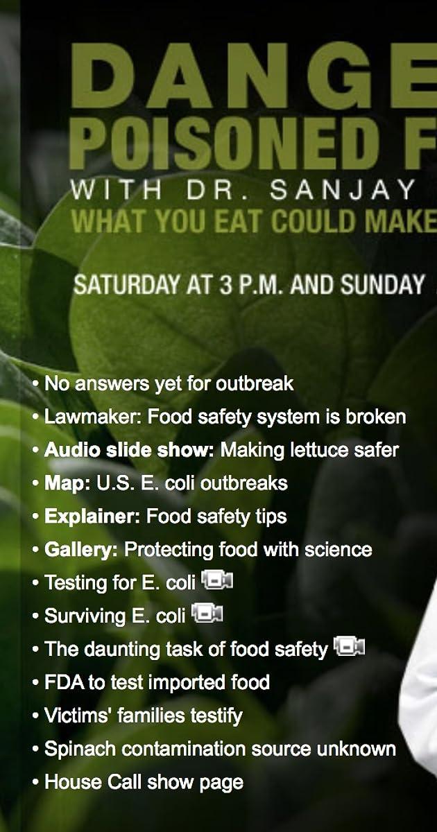 CNN Special Investigations Unit: Danger: Poisoned Food (TV