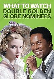 Double Golden Globe Nominees Poster