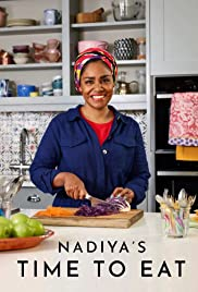 Time to Eat with Nadiya Poster