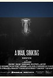 A Man, Sinking Poster