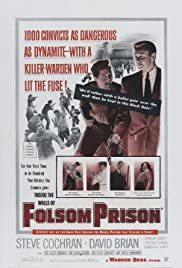 Inside the Walls of Folsom Prison Poster