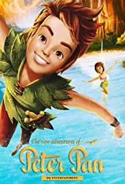 The New Adventures of Peter Pan Poster