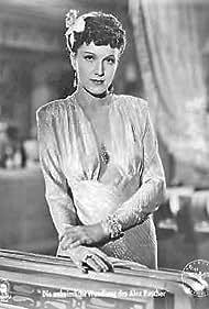Annelies Reinhold in Die unheimliche Wandlung des Alex Roscher (1943)