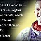 Gordon Cooper in Unacknowledged (2017)