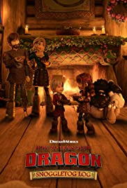 How to Train Your Dragon: Snoggletog Log Poster
