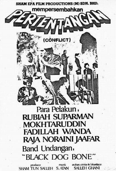 Pertentangan ((1983))