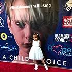 Ayvah Jordan Vasquez at an event for A Child's Voice (2018)
