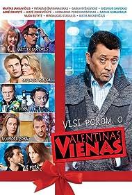 Valentinas vienas (2013) Poster - Movie Forum, Cast, Reviews