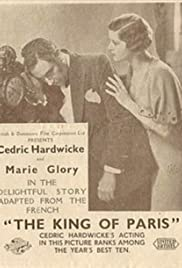 The King of Paris Poster