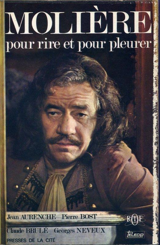 Jean-Pierre Darras in Molière pour rire et pour pleurer (1973)