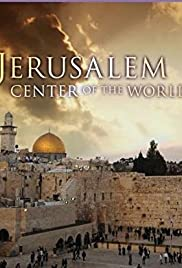 Jerusalem: Center of the World Poster