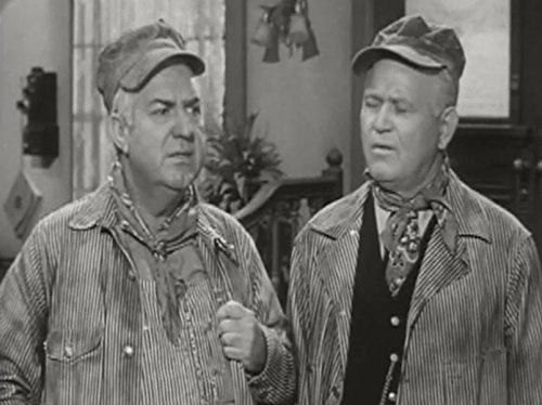 Smiley Burnette and Rufe Davis in Petticoat Junction (1963)