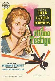 Ellen Schwiers in Der letzte Zeuge (1960)