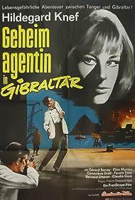 Hildegard Knef in Gibraltar (1964)