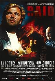 Kai Lehtinen, Oiva Lohtander, and Mari Rantasila in Raid (2003)
