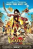 The Pirates! Band of Misfits poster thumbnail