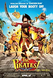 0c624d6f54d3 The Pirates! Band of Misfits (2012) - IMDb