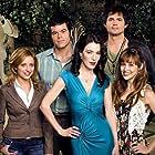 Christine Lakin, Autumn Reeser, Kristoffer Polaha, Robert Baker, and Jaime Murray in Valentine (2008)