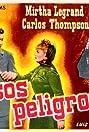 La de los ojos color del tiempo (1952) Poster