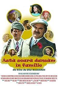 Ioana Bulca, Sebastian Papaiani, Stela Popescu, and Dem Radulescu in Asta-seara dansam in familie (1972)