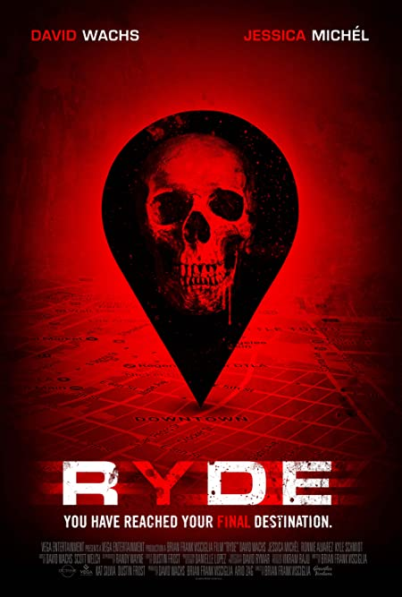 Ryde (2017) Dual Audio Blu-Ray - 480P   720P - x264 - 300MB   900MB - Download & Watch Online  Movie Poster - mlsbd
