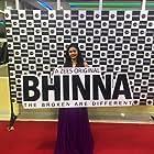 Payal Radhakrishna at an event for Bhinna (2019)