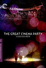 The Great Cinema Party Poster