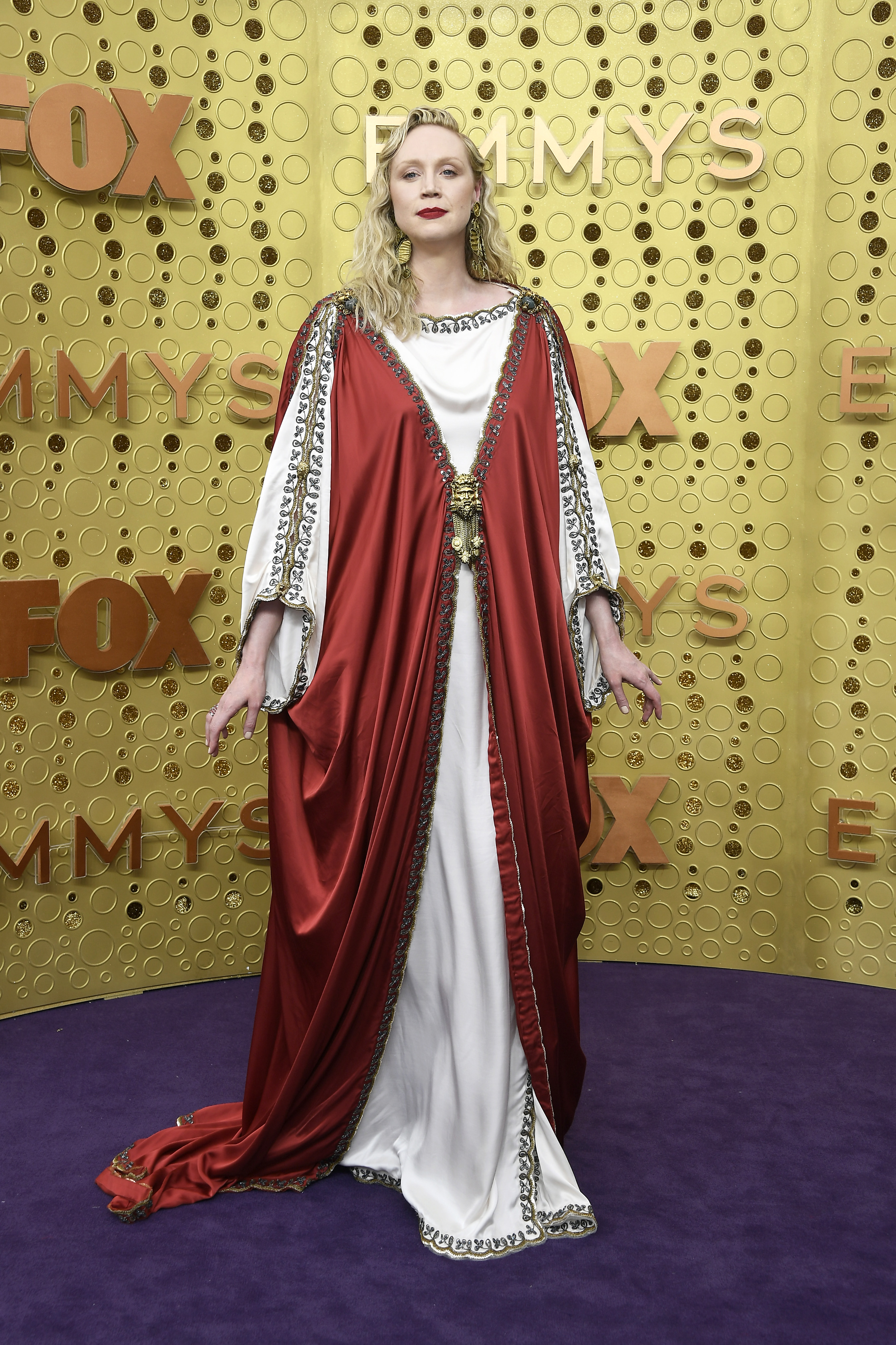 Gwendoline Christie at an event for The 71st Primetime Emmy Awards (2019)
