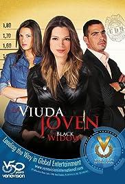La viuda joven Poster