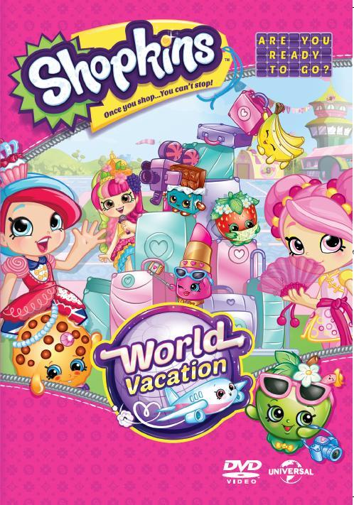 Shopkins World Vacation 2017
