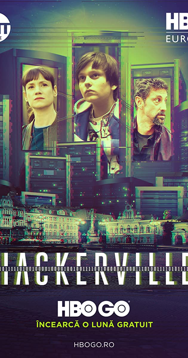Download Hackerville or watch streaming online complete episodes of  Season 1 in HD 720p 1080p using torrent