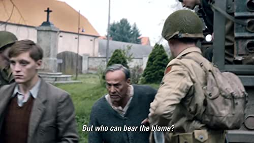 A story of one village in Germany at the end of WW2.