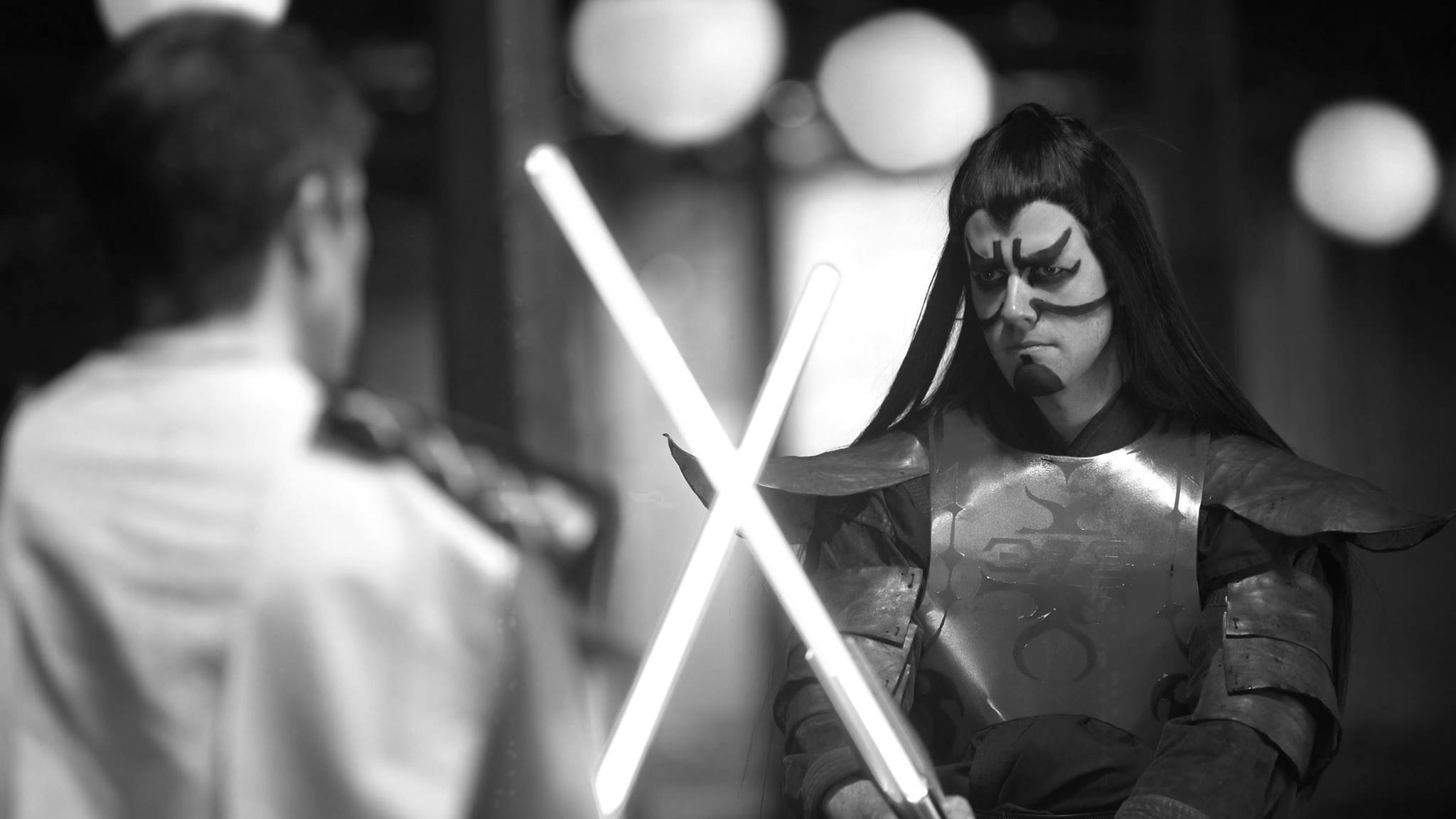 Star Wars Samurai The Blind Jedi 2016
