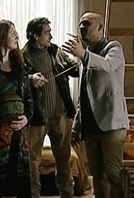 Ivan Jevtovic, Jelena Djokic, and Carni Djeric in Grandfather (2013)