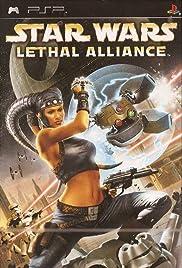 Star Wars: Lethal Alliance Poster