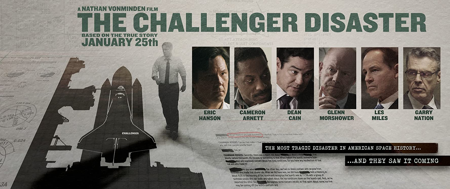 The Challenger Disaster (2019), film online subtitrat in limba Romana